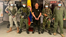 अमेरिकाले टाउकाको मूल्य ५० लाख डलर तोकेको कोलम्बियाका कुख्यात् तस्कर गिरफ्तार