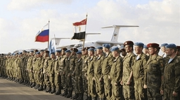 रूस अफगानिस्तानको सीमा क्षेत्रमा सुरक्षा गतिविधि बढाउँदै