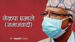 ओलीले सडकमा फालिदिएपछि क्रान्तिकारी धार समात्न एमाले समाजवादी बनायौँ : माधव नेपाल (अन्तर्वार्ता)