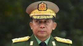 म्यानमारका सेना प्रमुखलाई आसियानको शिखर बैठकमा सहभागी नगराइने