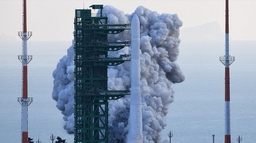 दक्षिण कोरिया बन्यो आफ्नै रकेट अन्तरिक्षमा पठाउने साताैंमुलुक