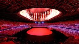 टोक्यो ओलम्पिकको उद्घाटन, नेपालको मार्चपासमा एमाले सांसद तुलसा अघिअघि