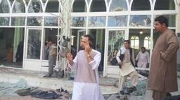 अफगानिस्तानको मस्जिदमा विस्फोट हुँदा ३७ जनाको मृत्यु, ५० घाइते