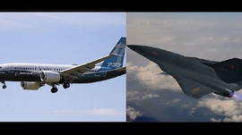 बोइङको ७३७ विमानभन्दा ठूलो चीनको हाइपरसोनिक जेट!