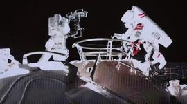 १३ वर्षमा पहिलोपटक चिनियाँ अन्तरिक्षयात्रीले गरे स्पेस वाक