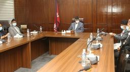 सरकारले दल विभाजन अध्यादेशको प्रतिस्थापन विधेयक ल्याउने