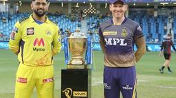 आईपीएल फाइनल भिडन्त : कोलकाताले टस जित्यो, चेन्नई पहिले ब्याटिङमा उत्रियो