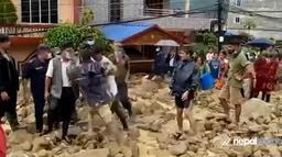 बुटवल उपमहानगरका मेयर सुवेदीमाथि स्थानीयवासीले गरे आक्रमण