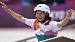 १३ वर्षीया निसियाले ओलम्पिकमा जितिन् स्वर्ण पदक, बनिन् जापानकै कान्छी स्वर्णधारी