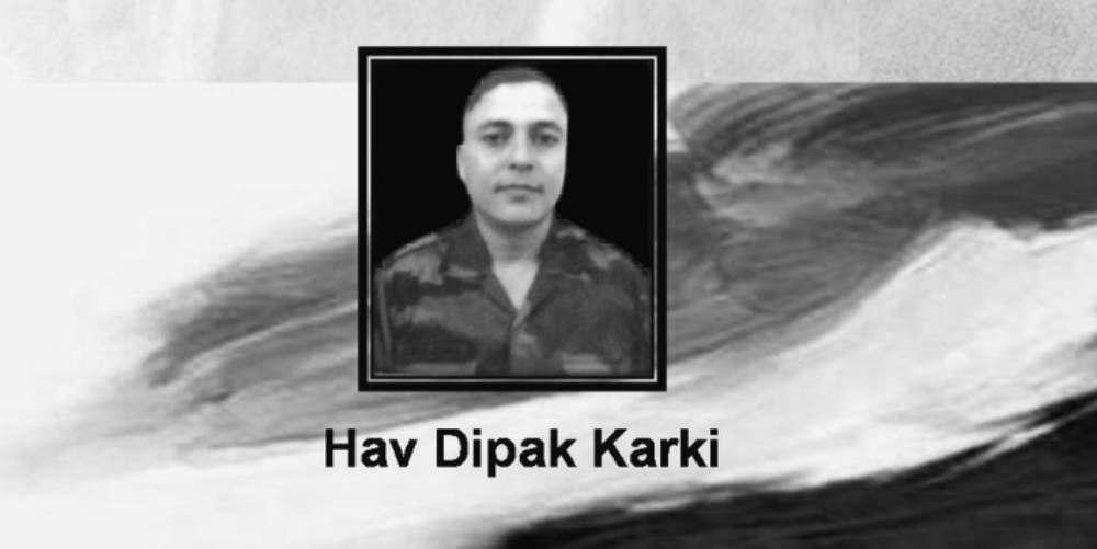 भारत-पाकिस्तान झडपमा फेरि अर्का नेपाली गाेर्खा सैनिककाे निधन