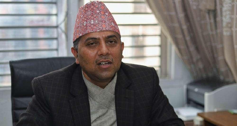 काठमाडौंका सीडीओ भन्छन् : अत्यावश्यक सामान अभाव हुन दिन्नौं