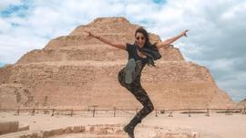 २१ वर्षको उमेर, १ सय ९६ देशको यात्राः यसरी बन्यो लेक्सीको कीर्तिमान