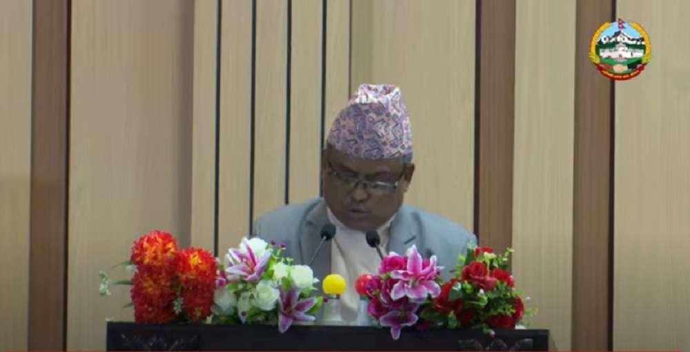 लुम्बिनीको बजेट साढे ४ अर्बले बढ्यो, प्राथमिकतामा स्वास्थ्य, कृषि र पूर्वाधार (पूर्णपाठ)
