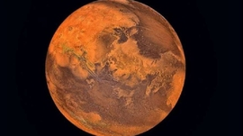 मंगल ग्रहको भित्री संरचना पत्ता लाग्यो : नासा