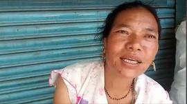 सिलगढीमा नेपाली महिला अलपत्र