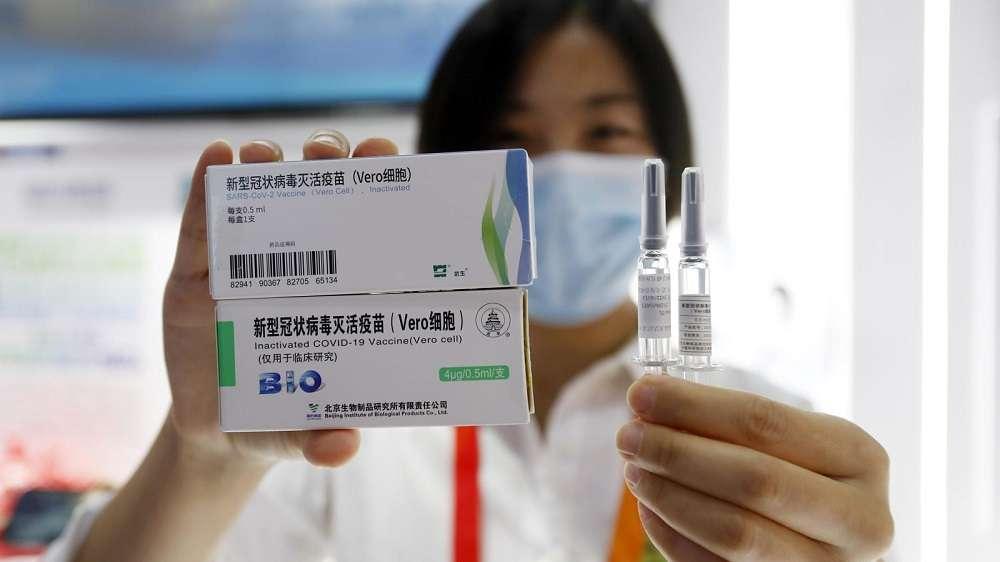 चीनबाट आज आइपुग्दै ८ लाख डोज खोप