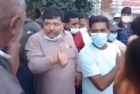 कांग्रेस केन्द्रीय कार्यालयमा प्रदेशमन्त्री–वडाध्यक्ष 'भिडन्त' भएको भिडिओ भाइरल