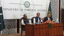 पाकिस्तानद्वारा अफगानिस्तानलाई सहयोग घोषणा