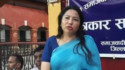 केपी ओलीलाई रामकुमारी झाँक्रीको प्रश्नः हाम्रो बाटो किन छेकिराख्नुभएको छ?