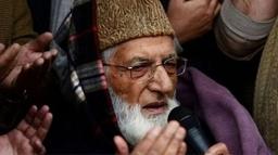 भारतीय कस्मिरका अलगाववादी नेता सैयद अली शाह गिलानीको निधन