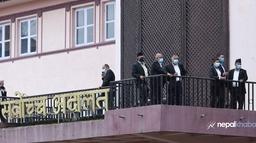 प्रतिनिधि सभा पुनर्स्थापनाको फैसलासँगै सर्वोच्चमा कडा सुरक्षा(फोटो फिचर)