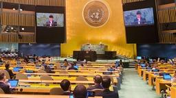 संयुक्त राष्ट्र संघको महासभामा के भन्यो नेपालले?